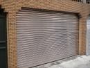 房屋翻修-白鐵捲門安裝施工