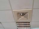 教室、辦公室通風口擦拭、清洗電扇
