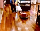 台北市住家地板打蠟(1)