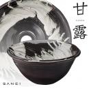 甘露KANRO 手工陶盆 HW1023-011-190
