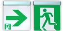 緊急出口標示燈&避難方向指示燈-壁掛.吸頂.崁頂燈具 TKM902-A-400