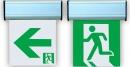 緊急出口標示燈&避難方向指示燈-壁掛.吸頂.崁頂燈具 TKM902-C-150