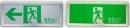 緊急出口標示燈&避難方向指示燈-超薄型燈具 TKM908-BH-600