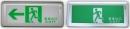 緊急出口標示燈&避難方向指示燈-超薄型燈具 TKM908-C-360