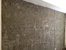 壁癌施工中---打除水泥粉刷層--2