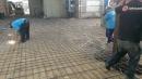 新都路孔地平,全都用捍接的整地工程 (9)