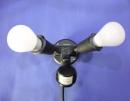 雙頭自動感應燈AEC-314A2