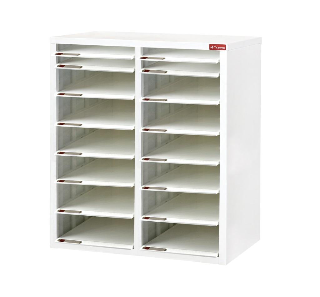 SA4M2-14X2 S型層板抽-樹德櫃 醫院診所-病歷整理櫃 A4SM2-14X2 開放式 效率櫃-資料櫃-文件櫃