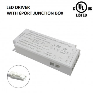Junction box LED Driver-18W, 24W
