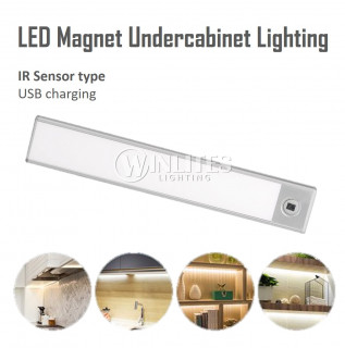Ultra Slim Magnet Light - IR Sensor