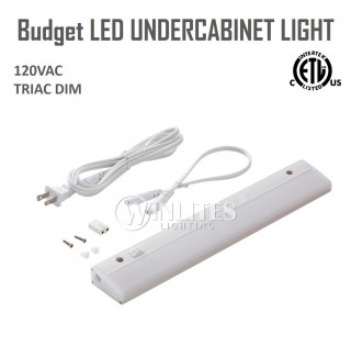 Budget LED Undercabinet Light