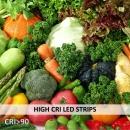 HIGH CRI LED STRIPS