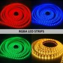RGBA LED STRIPS