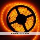 AMBER LED STRIPS
