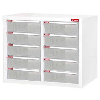 A4-210H 樹德櫃|桌上型|檔案櫃/文件櫃/公文櫃/收納櫃/效率櫃