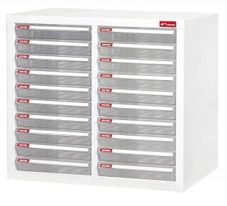 A4-220P 樹德櫃|桌上型|檔案櫃/文件櫃/公文櫃/收納櫃/效率櫃
