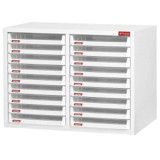 A4X-218P 加鎖 樹德櫃|桌上型|檔案櫃/文件櫃/公文櫃/收納櫃/效率櫃