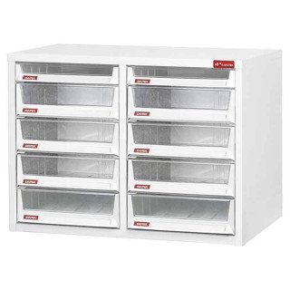 A4XM2-8H2P 加鎖 樹德櫃|桌上型|檔案櫃/文件櫃/公文櫃/收納櫃/效率櫃