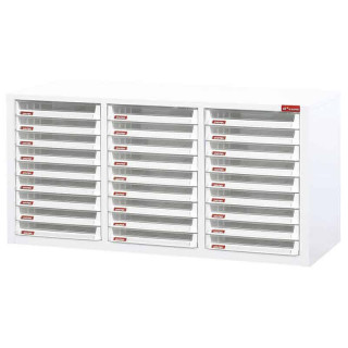 A4X-327P 加鎖 樹德櫃|桌上型|檔案櫃/文件櫃/公文櫃/收納櫃/效率櫃
