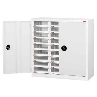 A4X-327HD 加門型 樹德櫃|檔案櫃/文件櫃/公文櫃/收納櫃/效率櫃
