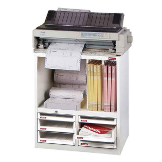 A4XM2-4H2P2V 樹德櫃|列表機 小特助 |文件櫃/公文櫃/收納櫃/效率櫃