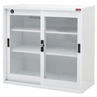 DU-88G 玻璃門-密碼鎖-檔案資料櫃|樹德櫃|三尺櫃-鐵櫃/文件櫃|檔案櫃/收納櫃