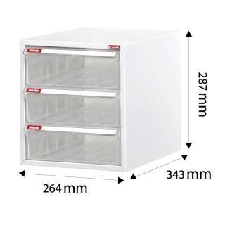 A4-103H 桌上型樹德櫃|樹德辦公 桌上型 收納櫃/文件櫃/公文櫃/收納櫃/效率櫃