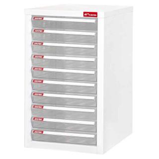 A4-110P 桌上型樹德櫃|樹德辦公 桌上型 收納櫃/文件櫃/公文櫃/收納櫃/效率櫃