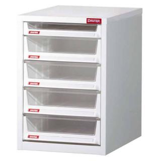 A4XM1-4H1P(加鎖)桌上型樹德櫃|樹德辦公 桌上型 收納櫃/文件櫃/公文櫃/收納櫃/效率櫃