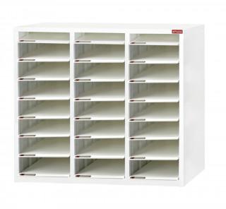 SA4M3-21X3 S型層板抽-樹德櫃|醫院診所-病歷整理櫃|A4SM3-21X3 開放式 效率櫃-資料櫃-文件櫃