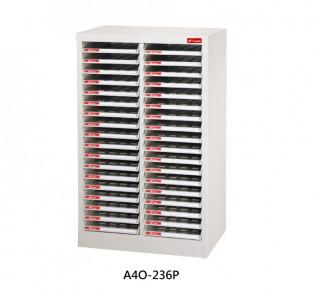 A4O-236P O型層板抽-樹德O型開放式資料櫃-樹德櫃|醫院診所-病歷整理櫃| 開放式 效率櫃-資料櫃-文件櫃
