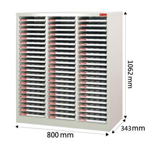 A4O-366P O型層板抽-樹德O型開放式資料櫃-樹德櫃|醫院診所-病歷整理櫃| 開放式 效率櫃-資料櫃-文件櫃