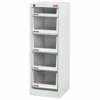 A4XM1-410K 加鎖 樹德櫃|桌上型|檔案櫃/文件櫃/公文櫃/收納櫃/效率櫃(A4XM1-410)