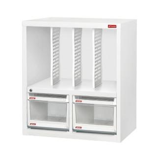 A4XM2-101-3V 加鎖 樹德櫃 |樹德辦公 桌上型 收納櫃/文件櫃/公文櫃/收納櫃/效率櫃/桌上櫃