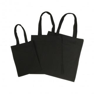 L33 黑色胚布手提袋