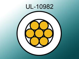 10982 Halogen Free Hook-up Wire
