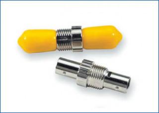 ST Fiber Optic Adapter