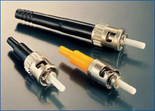 ST Fiber Optic Connectors