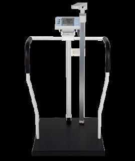 BW-2232MH扶手型電子身高體重秤(含電子尺)