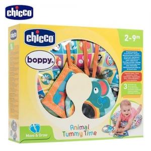Chicco-動物樂園遊戲枕