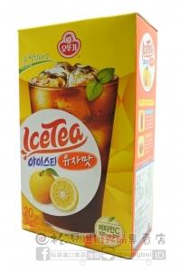奧多吉柚子冰紅茶粉280g【8801045070698】