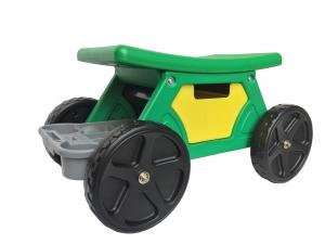 Garden Tool Cart 4 wheels
