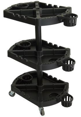 2IN/3IN 4 wheels Tool Rack