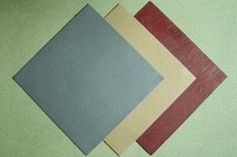 板岩系列橡膠地磚 Slate Rubber Flooring