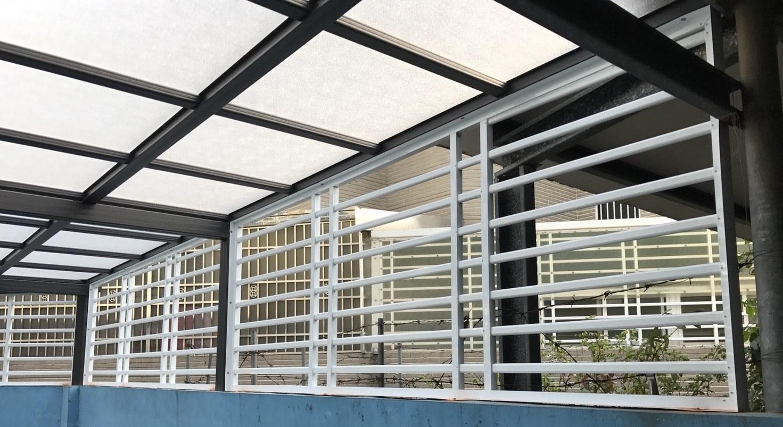 鋁管防盜窗 (1)