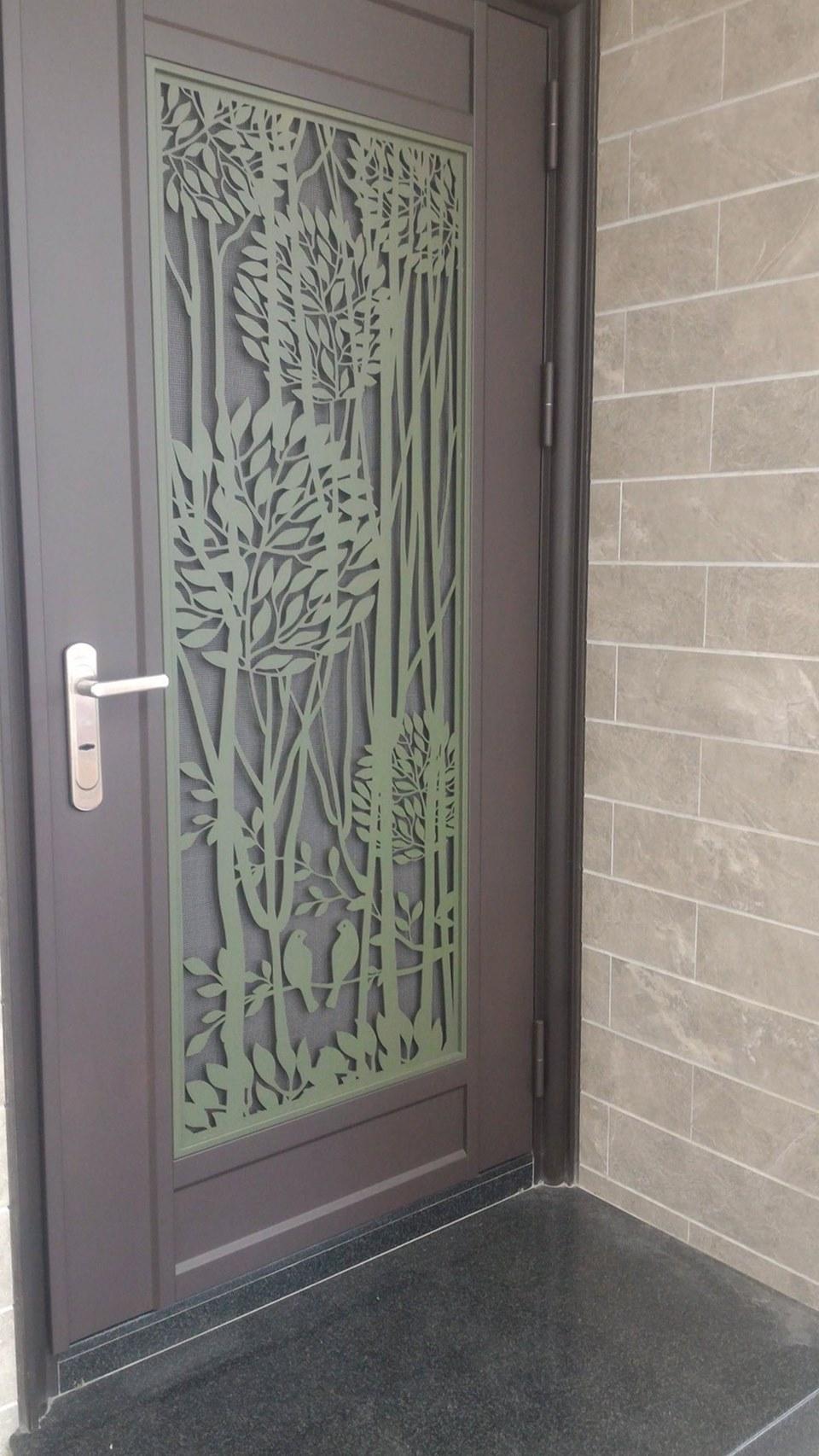 硫化銅紗門3