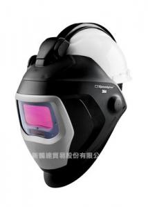 3M 9100X QR系列 電焊面罩