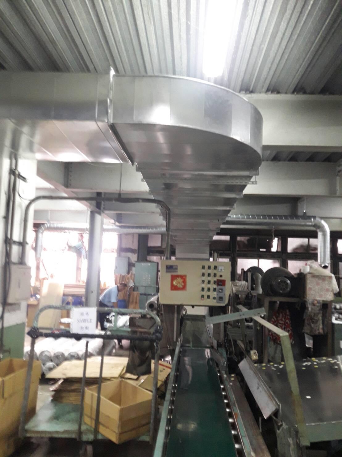 工廠風管工程