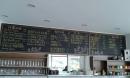 木框黑板85x292