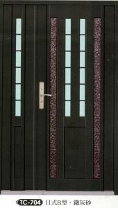 玄關藝術門9